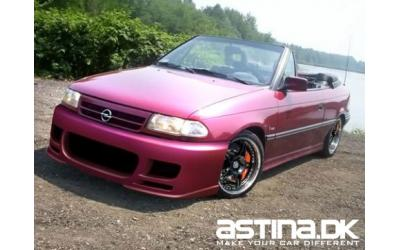 Opel Astra F ASTN Forkofanger S2000