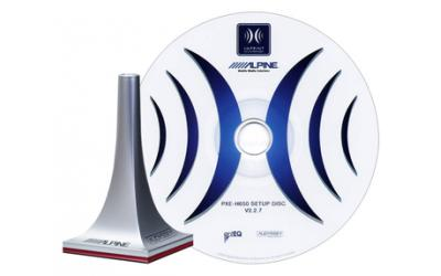 Alpine Imprint Sound Manager KTX H100