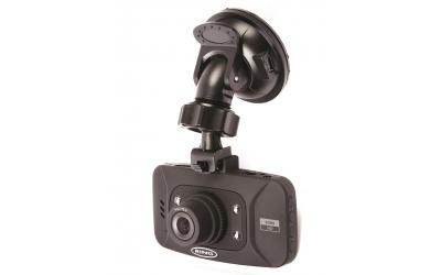Ring Compact Dashboard Camera HD m. Widescreen LED skærm