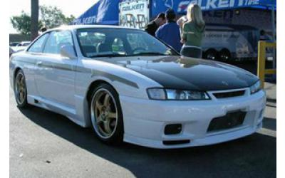 Nissan 200-240SX S14 94-99 R33 Look Forkofanger