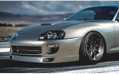 Toyota Supra MK4 AutoR Styling Frontspoiler