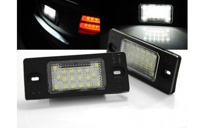 VW LED Nummerpladelys Type 8