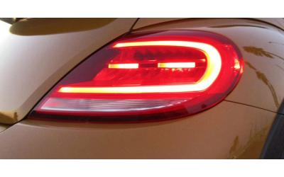 VW Beetle A5 Baglygter LED Light Tube Original 12-16