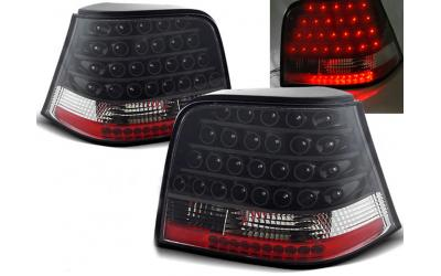 VW Golf 4 Baglygter LED Simple Sort