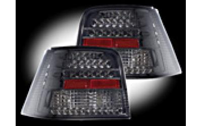 VW Golf 4 Baglygter In.Pro LED Klar/Sort