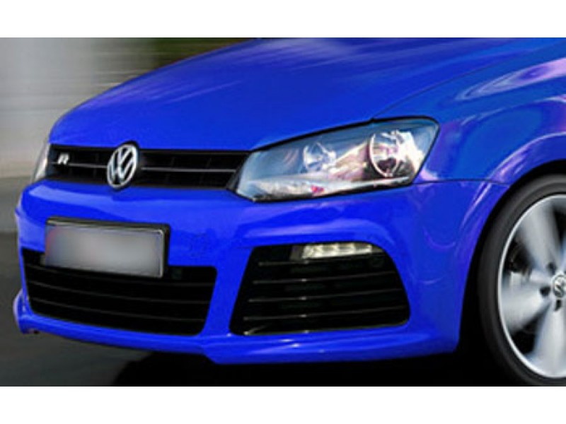 VW Polo 6R ABS Styling Frontombygning R-Design LED