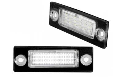 VW LED Nummerpladelys Type 7