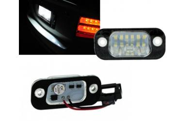 VAG LED Nummerpladelys Type 105 VW Seat 90-00