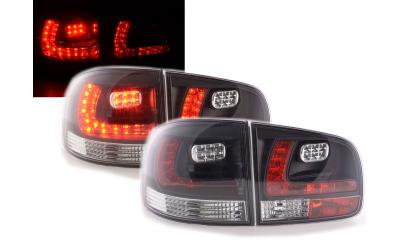 VW Touareg Baglygter LED Sort