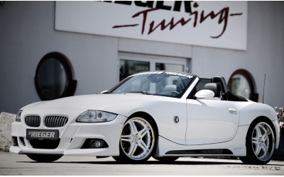 BMW Z4 Coupe / Roadster Rieger Forkofanger 05-09